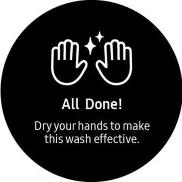 Hand Wash Samsung aplikace 5