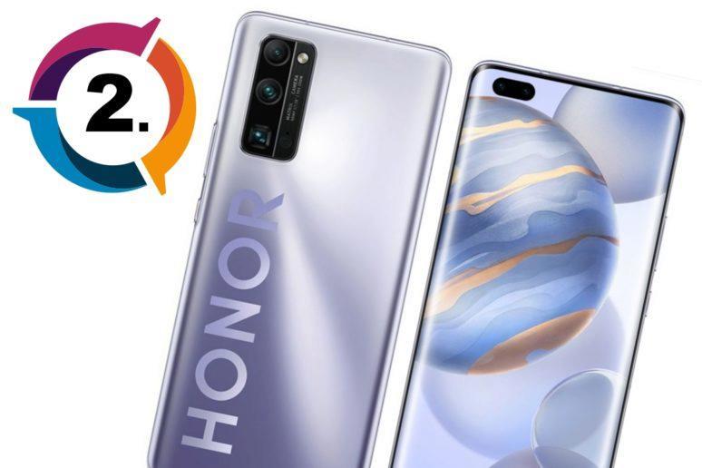 Honor 30 Pro+ DxOMark