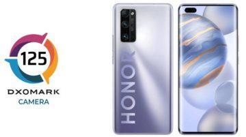 Honor 30 Pro+ DxOMark vysledek 1