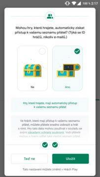 Hry Google Play přátelé screen 3