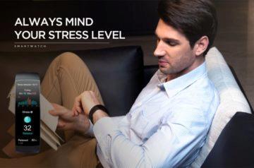 Huami Amazfit X stres
