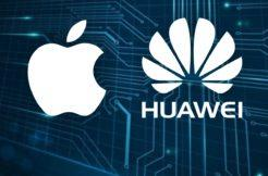 Huawei Apple TSMC objednavka cipu