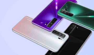 Huawei nova 7 Se barvy