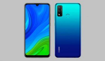 huawei p smart 2020 za dveřmi