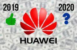 Huawei výroční zpráva 2019