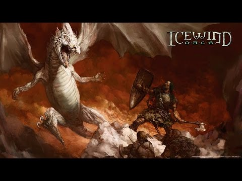 Icewind Dale: Enhanced Edition - Android / iOS Gameplay