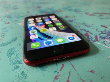 iphone retina hd displej
