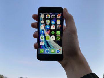 iphone se 2020 kvalita displeje