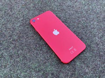 iphone se 2020 kvalita zpracování