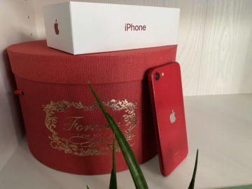 iphone se 2020 obsah balení