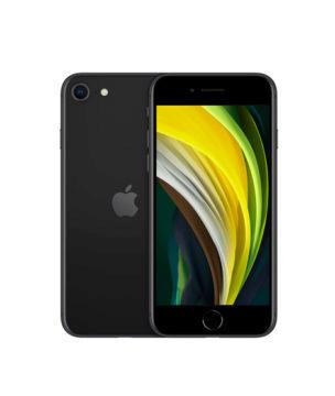 iphone se černý