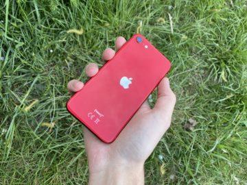 iphone se druhé generace