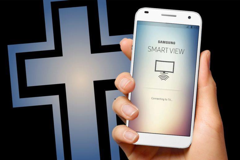 konec Samsung Smart View aplikace