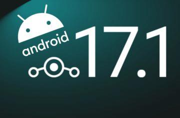 LineageOS 17.1 Android 10 update