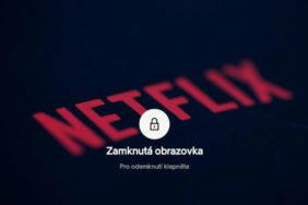Netflix zamykání obrazovky