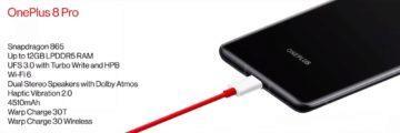 OnePlus 8 Pro parametry 6