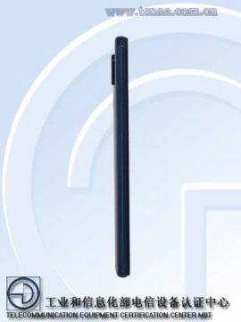 parametry Redmi Note 9 obrazek certifikat tenaa 1