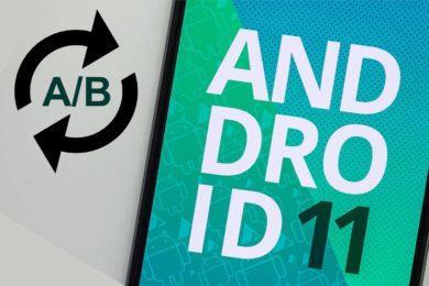 povinné tiché updaty Android 11