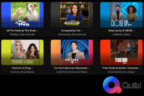 Quibi kříženec TikToku s Netflixem