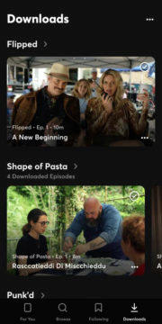 Quibi kříženec TikToku s Netflixem 3