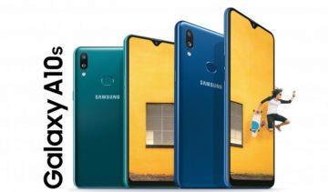 samsung galaxy a10s android 10