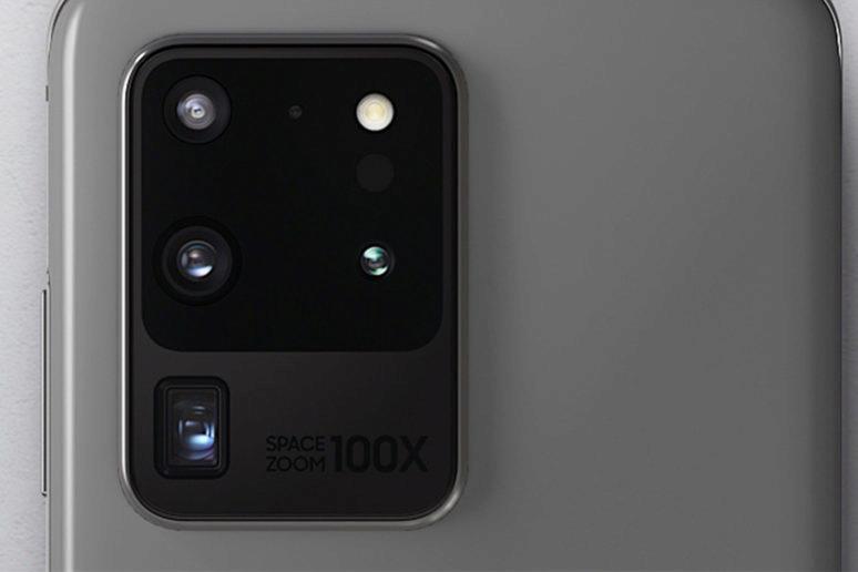 samsung galaxy fotoaparát