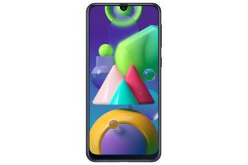 Samsung Galaxy M21 Front_Black