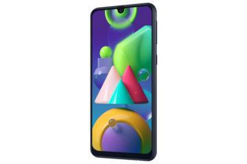Samsung Galaxy M21 R-Perspective_Black