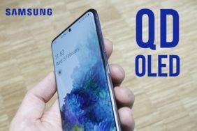 Samsung QD-OLED displeje