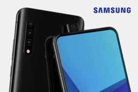 Samsung výsuvný fotoaparát