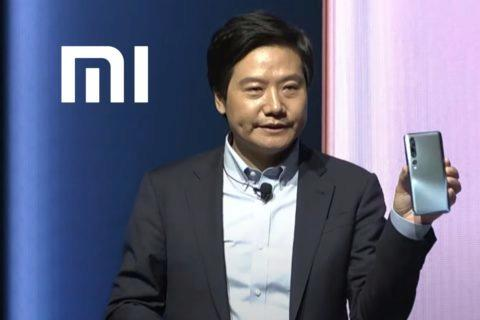 šéf Xiaomi telefony Mi 10 Pro