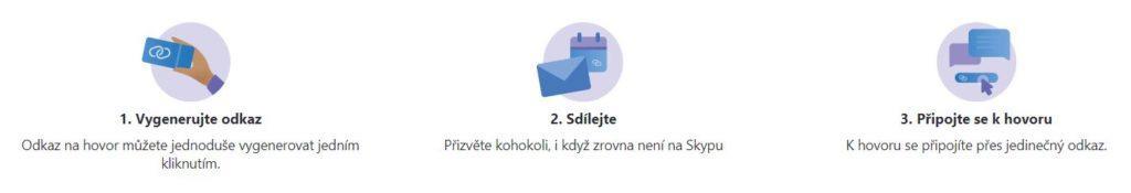 skype bez účtu postup
