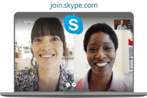 skype Meet Now bez účtu