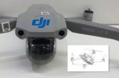 specifikace Mavic Air 2 Anatel