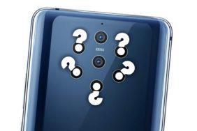 Spekulativní parametry Nokia 9.3 PureView