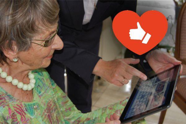 tablet od srdce