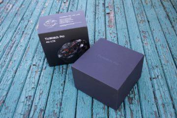 TicWatch Pro 4G LTE balení 2
