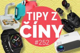 Tipy z ciny - Amazfit PowerBuds sluchátka