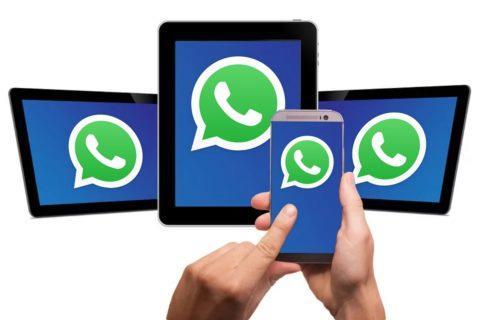 WhatsApp na více zařízeních