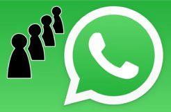 WhatsApp skupinové hovory nová tlačítka