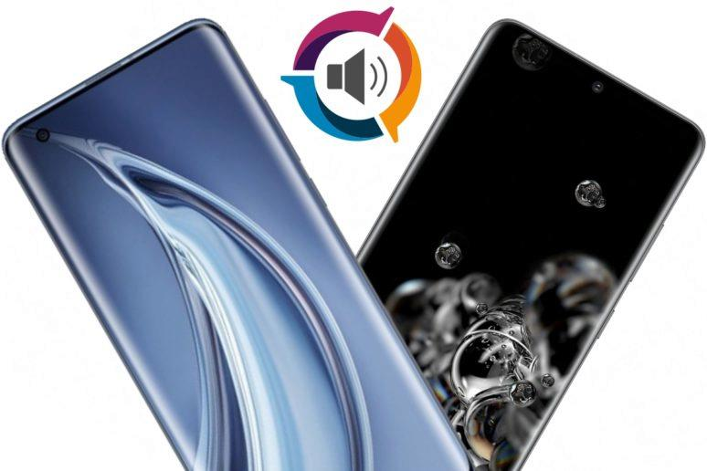 Xiaomi Mi 10 Pro audio
