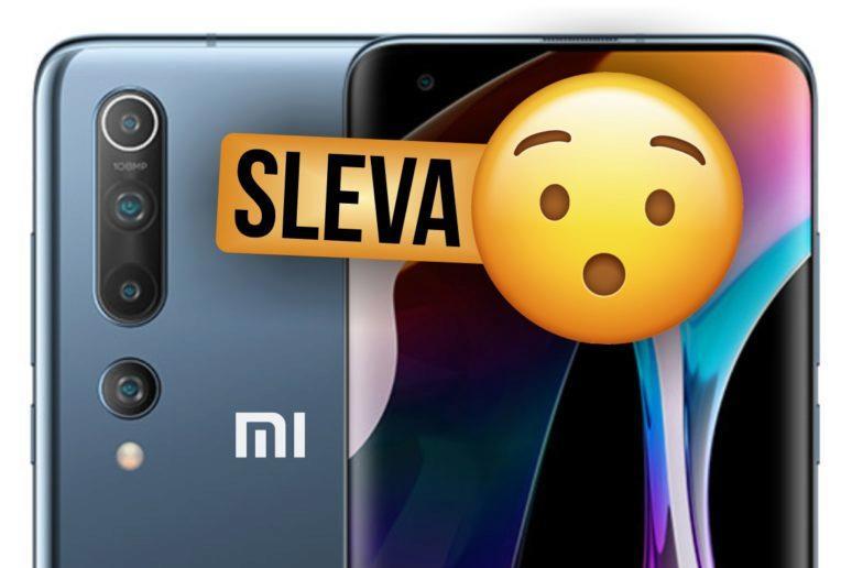 Xiaomi Mi 10 sleva Gearbest