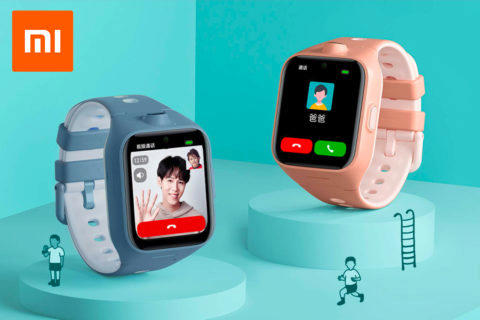 xiaomi mi kids watch 4 pro