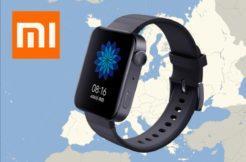 Xiaomi Mi Watch v Evropě