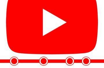 YouTube kapitoly