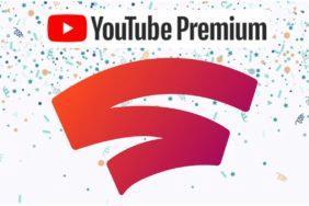 YouTube premium Stadia Pro vyhra