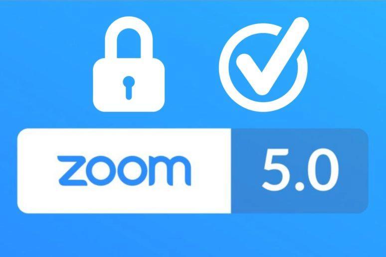 zabezpečení zoom