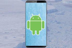 Zamrznutí systému Android 10