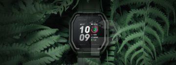Amazfit Ares design zelená