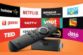 Amazon Fire TV nabízí sekci obsahu zdarma